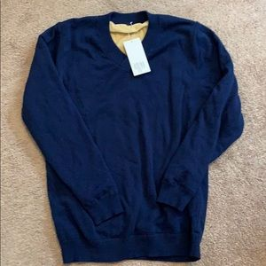 Men's Blue sweater
